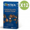 CONTROL CHOCOLATE 12 UNID PACK 12 - Imagen 1