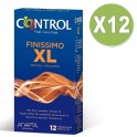 CONTROL FINISSIMO XL 12 UNID PACK 12 - Imagen 1